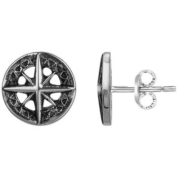 Horloges & Sieraden Heren Oorbellen Phebus Boucles d'oreilles  Legend Blanc
