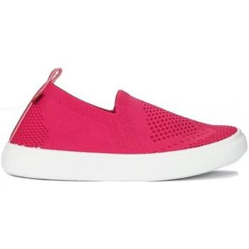 Schoenen Kinderen Lage sneakers Big Star HH374102 Blanc, Rose