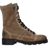 Schoenen Dames Laarzen OXS OXW190201 Beige