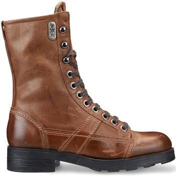 Schoenen Dames Enkellaarzen OXS OXS101167 Bruin
