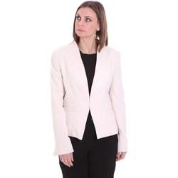 Textiel Dames Jasjes / Blazers Nenette 26BB-BARGI Beige
