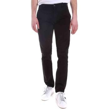 Textiel Heren Broeken / Pantalons Gaudi 021GU25006 Zwart