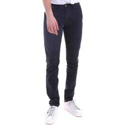 Textiel Heren Broeken / Pantalons Gaudi 021GU25014 Blauw