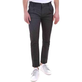 Textiel Heren Broeken / Pantalons Gaudi 021GU25022 Zwart