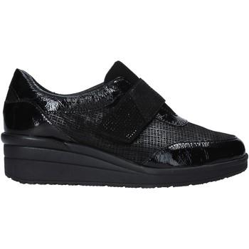 Schoenen Dames Mocassins Susimoda 8091 Zwart