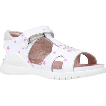 Schoenen Meisjes Sandalen / Open schoenen Biomecanics 212169 Wit
