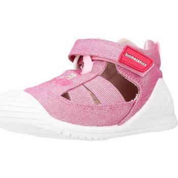 Schoenen Meisjes Sandalen / Open schoenen Biomecanics 212213 Roze