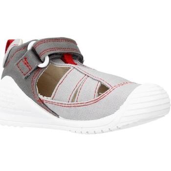 Schoenen Jongens Sandalen / Open schoenen Biomecanics 212222 Grijs