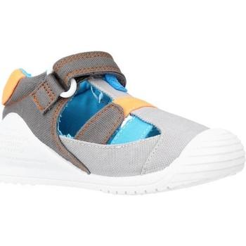 Schoenen Jongens Sandalen / Open schoenen Biomecanics 212223 Grijs