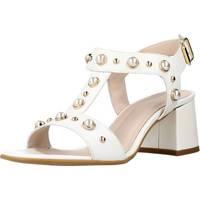 Schoenen Dames Sandalen / Open schoenen Stonefly LAMY 1(401-10)LEATH. Wit