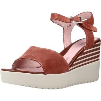 Schoenen Dames Sandalen / Open schoenen Stonefly ELY 5 VELOUR Bruin