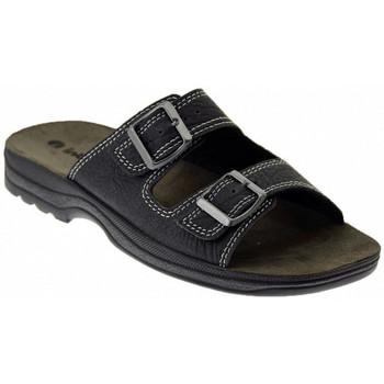 Schoenen Heren Leren slippers Inblu  Multicolour