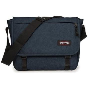 Tassen Handtassen kort hengsel Eastpak Delegate Bleu marine