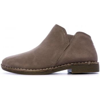 Schoenen Dames Enkellaarzen Skechers  Brown