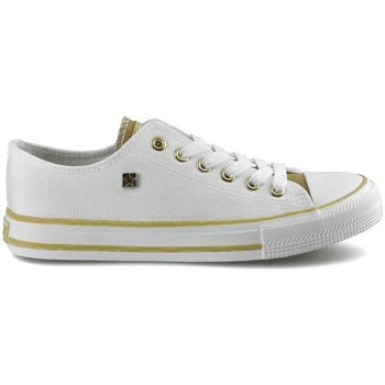 Schoenen Dames Lage sneakers Big Star HH274458 Blanc