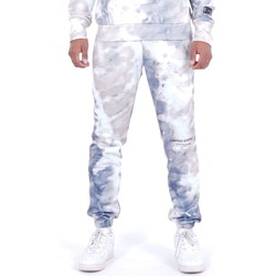 Textiel Heren Trainingsbroeken Sixth June Jogging  Tie Dye beige