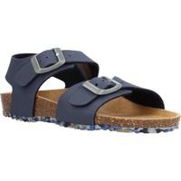 Schoenen Jongens Sandalen / Open schoenen Garvalin 212663 Blauw