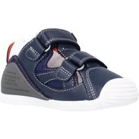 Schoenen Jongens Sandalen / Open schoenen Biomecanics 202137 Blauw