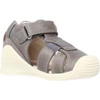 Schoenen Jongens Sandalen / Open schoenen Biomecanics 212134 Grijs