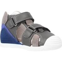 Schoenen Jongens Sandalen / Open schoenen Biomecanics 212143 Grijs