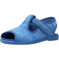 Schoenen Jongens Sloffen Vulladi 3105 052 Blauw