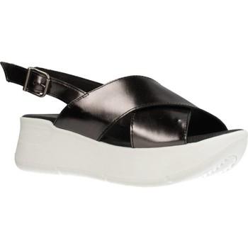 Schoenen Dames Sandalen / Open schoenen Clover 15719C Grijs
