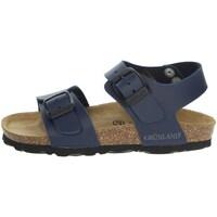 Schoenen Kinderen Sandalen / Open schoenen Grunland SB1206-40 Blue