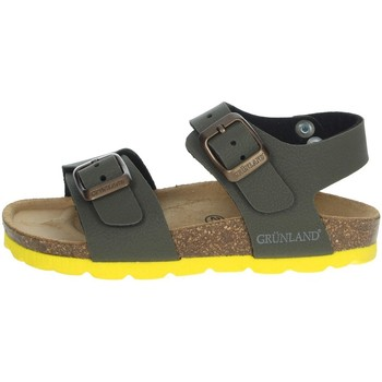 Schoenen Kinderen Sandalen / Open schoenen Grunland SB0901-40 Dark Green