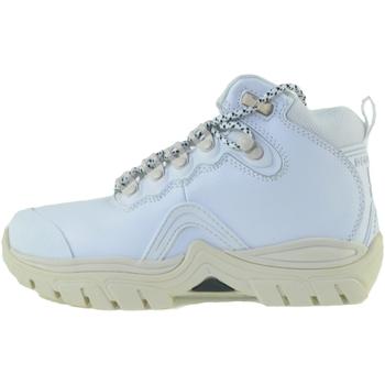 Schoenen Dames Hoge sneakers DC Shoes Navigator Wit