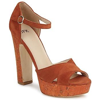 Schoenen Dames Sandalen / Open schoenen JFK  Orange