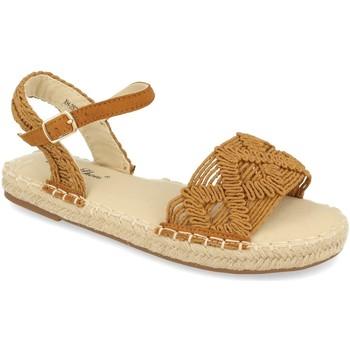 Schoenen Dames Sandalen / Open schoenen Milaya 2S25 Camel
