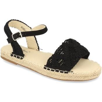 Schoenen Dames Sandalen / Open schoenen Milaya 2S25 Negro