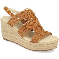 Schoenen Dames Sandalen / Open schoenen Milaya 5S3 Camel