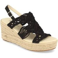 Schoenen Dames Sandalen / Open schoenen Milaya 5S3 Negro