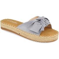 Schoenen Dames Leren slippers Prisska YJ8382 Azul