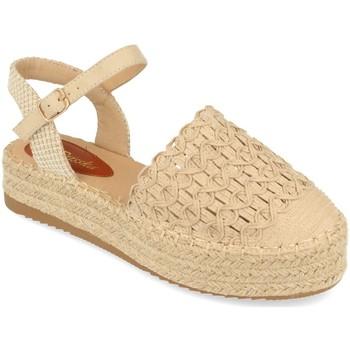Schoenen Dames Sandalen / Open schoenen Prisska JSZ1078 Beige