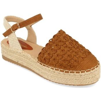 Schoenen Dames Sandalen / Open schoenen Prisska JSZ1078 Camel