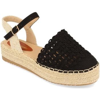 Schoenen Dames Sandalen / Open schoenen Prisska JSZ1078 Negro