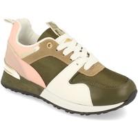 Schoenen Dames Lage sneakers Buonarotti 1CD-1089 Verde