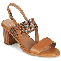 Schoenen Dames Sandalen / Open schoenen Karston LIMEY  camel