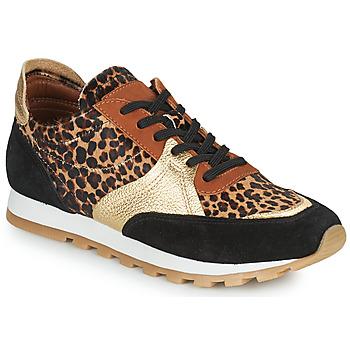 Schoenen Dames Lage sneakers JB Martin GLOIRE Zwart