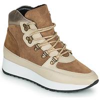 Schoenen Dames Hoge sneakers JB Martin COURAGE Brown