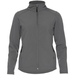 Textiel Dames Jacks / Blazers Gildan GH115 Houtskool
