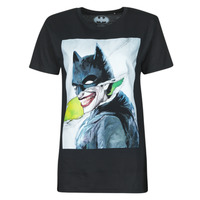 Textiel Dames T-shirts korte mouwen Yurban OSTERR Zwart
