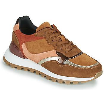 Schoenen Dames Lage sneakers JB Martin HUMBLE Brown