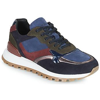 Schoenen Dames Lage sneakers JB Martin HUMBLE Blauw