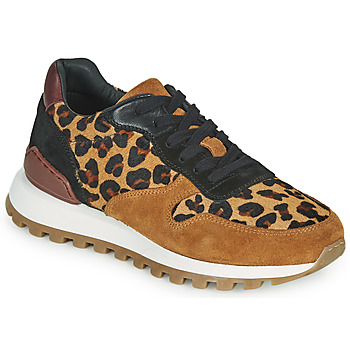 Schoenen Dames Lage sneakers JB Martin HABILLE Brown