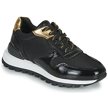 Schoenen Dames Lage sneakers JB Martin HABILLE Zwart