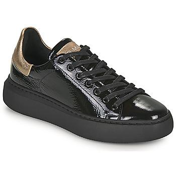 Schoenen Dames Lage sneakers JB Martin FATALE Zwart