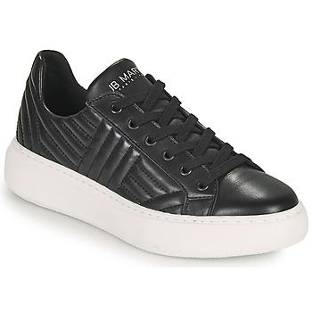 Schoenen Dames Lage sneakers JB Martin FIABLE Zwart